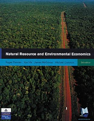 Natural Resource and Environmental Economics Cover Image