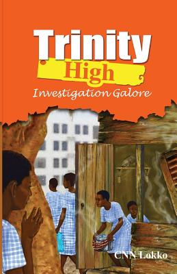 Trinity High: Investigation Galore Cover Image