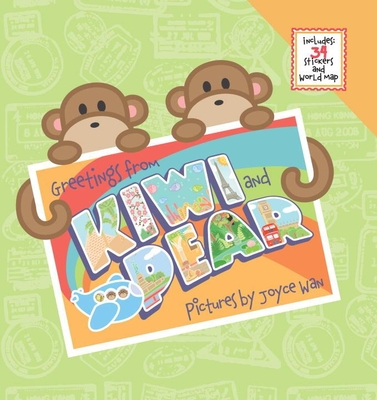Greetings from Kiwi and Pear Cover Image