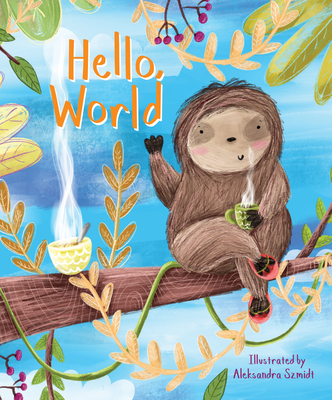 Cover for Hello, World