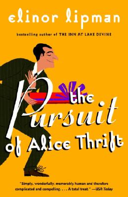 The Pursuit of Alice Thrift Cover