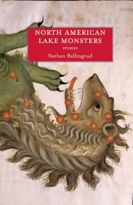 North American Lake Monsters: Stories Cover Image