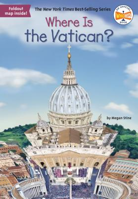 Where Is the Vatican? (Where Is?) Cover Image