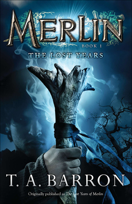The Lost Years (Merlin (Puffin) #1) Cover Image