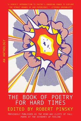 Cover for The Book of Poetry for Hard Times
