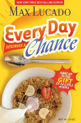 Every Day Deserves a Chance Cover