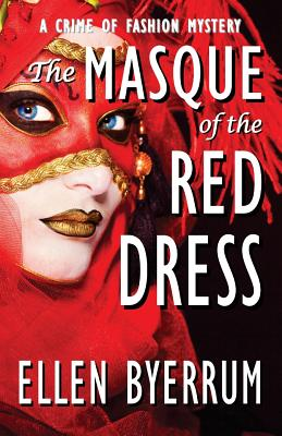 The Masque of the Red Dress (Crime of Fashion Mysteries #11) Cover Image