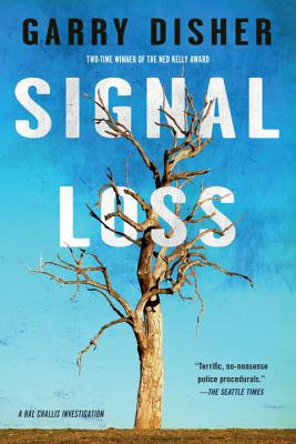 Cover for Signal Loss (A Hal Challis Investigation #7)