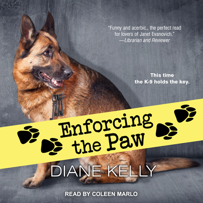 Enforcing the Paw (Paw Enforcement #6) Cover Image