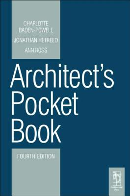Architect's Pocket Book Cover Image