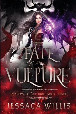 Fate of the Vulture Cover Image