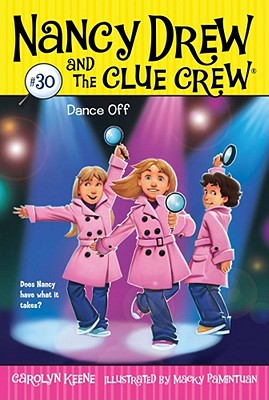 Dance Off (Nancy Drew and the Clue Crew #30) Cover Image