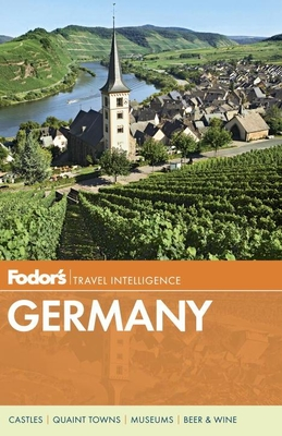 Fodor's Germany Cover Image