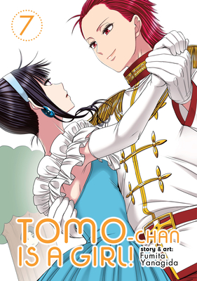 Cover for Tomo-chan is a Girl! Vol. 7