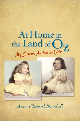 At Home in the Land of Oz Cover