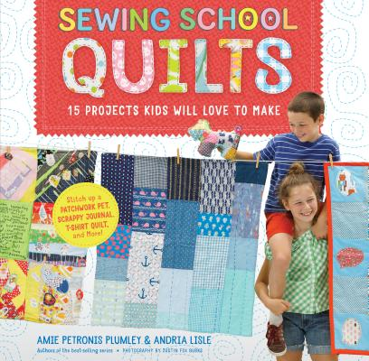 Cover for Sewing School ® Quilts