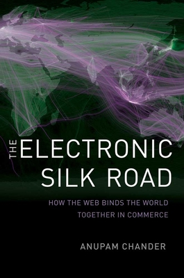 Cover for The Electronic Silk Road