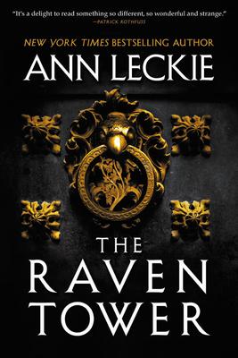 The Raven Tower Lib/E Cover Image