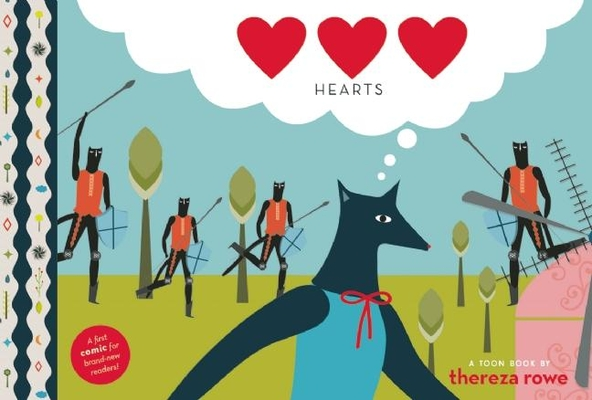Hearts Cover