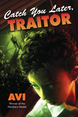Catch You Later, Traitor Cover