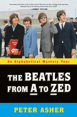 The Beatles From A to Zed book cover