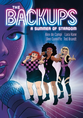 The Backups: A Summer of Stardom Cover Image