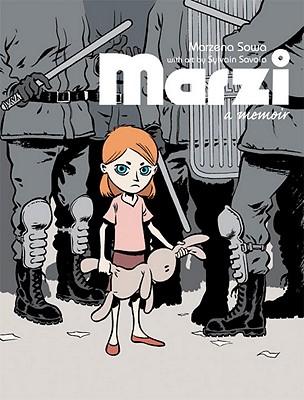 Marzi, a Memoir cover