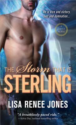 The Storm That Is Sterling Cover