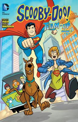 Scooby-Doo Team-Up Vol. 2 Cover Image