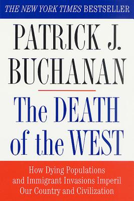 The Death of the West Cover