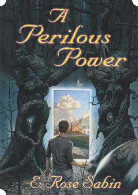 Cover for A Perilous Power
