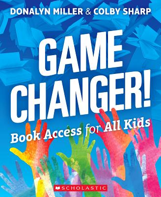 Game Changer! Book Access for All Kids Cover Image