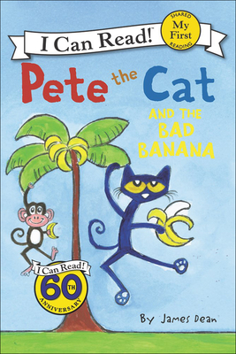 Cover for Pete the Cat and the Bad Banana