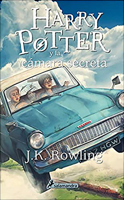 Harry Potter y La Camara Secreta (Harry Potter and the Chamber of Secrets) Cover Image