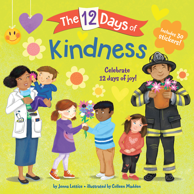 The 12 Days of Kindness Cover Image