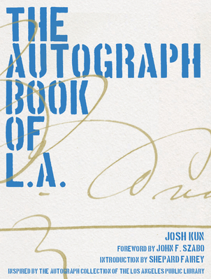 The Autograph Book of L.A. Cover Image