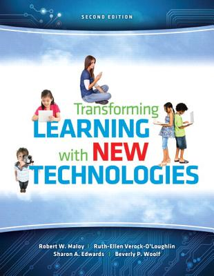 Transforming Learning with New Technologies, Loose Leaf Version Plus New Myeducationlab with Video-Enhanced Pearson Etext -- Access Card Package Cover Image