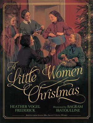 A Little Women Christmas Cover