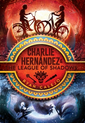 Charlie Hernández & the League of Shadows Cover Image
