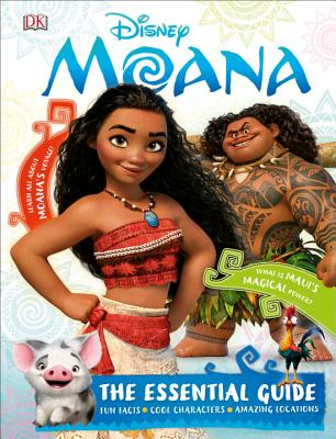Disney: Moana by DK