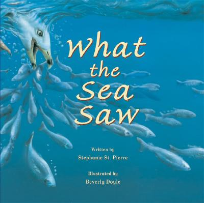 What the Sea Saw Cover