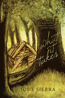 Cover for What it Takes