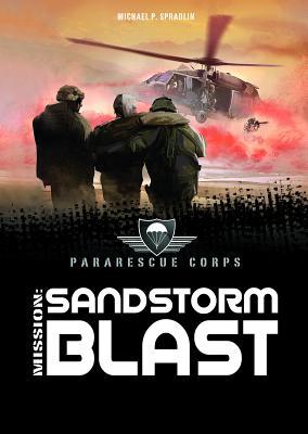 Cover for Sandstorm Blast