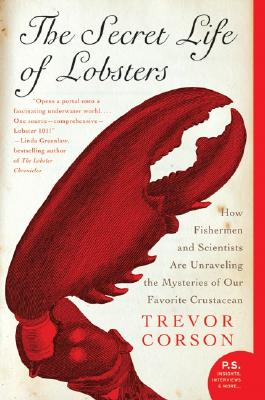 The Secret Life of Lobsters Cover Image