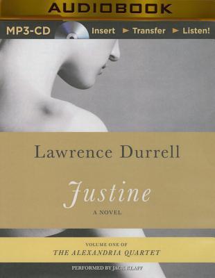 Justine (Alexandria Quartet #1) Cover Image