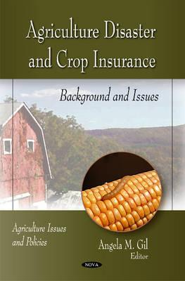 Agriculture Disaster & Crop Insurance Cover Image