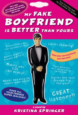 My Fake Boyfriend Is Better Than Yours Cover