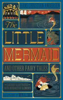 Little Mermaid and Other Fairy Tales, The (Illustrated with Interactive Elements Cover Image