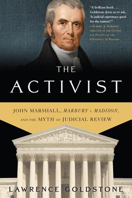 The Activist Cover