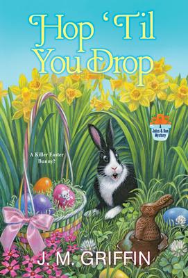 Hop 'Til You Drop (A Jules & Bun Mystery #3) Cover Image